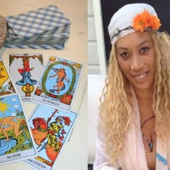 Tarot Event by Gina Petula