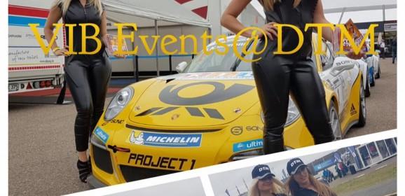 VIB Events @ DTM weekend Zandvoort